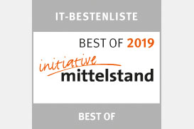 IT-Bestenliste in der Kategorie E-Commerce